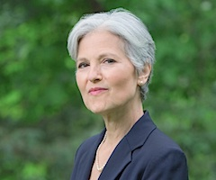 Jill Stein promised to pardon Snowden, if elected